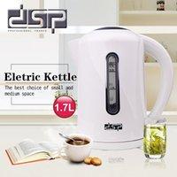 Appliances DSP da cucina Sicurezza Auto-Off Funzione rapida di calore bollitore elettrico Boiler Riscaldamento grande capacità 1.7L 1850-2200W