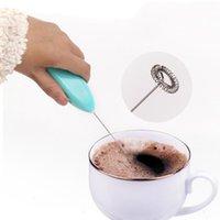 التعامل مع الكهربائية البيض المضرب الحليب النمام رغوي Frother المخفقة القهوة خلاط عصير المفاوض النمام مطبخ طبخ أدوات أداة