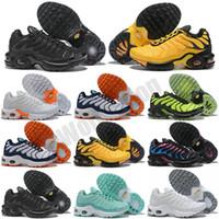 Plus TN Caliente 2019 TN niños zapatos atléticos niños niños zapatos de baloncesto niño Huarache Legend Zapatillas azules Tamaño 28-35