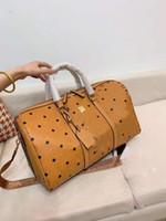 Diseño de diseñador de alta calidad de alta calidad de una sola capacidad de hombro colgante de la bolsa de viaje para hombres y mujeres