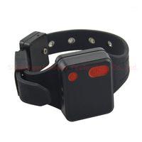 Ayak bileği GPS izci MT-60X Hapis cezası için kablosuz şarj uzun bekleme süresi Acil arama alarm / kemer kapalı alarm1