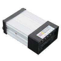 Adaptateur d'alimentation 400W 80A de pluie Convertisseur de tension de tension de tension d'éclairage étanche Transformateurs 220V à DC 5V Affichage