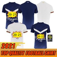 2020 2021 Maillot Girodins de Bordeaux Briand S Kalu Kamano Soccer Trackss Ben Arfa Maja Рубашки Bordeaux 20 21 Детские футбольные комплекты Униформа