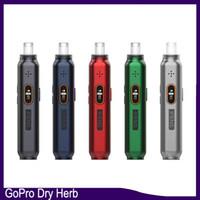 Höchstqualität Hengling Gopro Vaporizer Trockener Herb Go Pro Vape Digital VaporizerWith 0,5 ohm Spule Tc Mod Fit für 18650Battery vs GPRO 026820-1