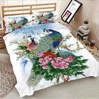 Wostar Bedding Set Roupa de Roupa Duveta Casa 240/220 E Fronhas Queen King Size Grande Conjunto de Cama Home Têxteis para Decoração de Casa1