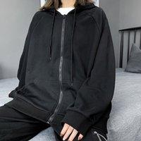 Männer Frauenjacke Mantel Sweatshirt Hoodie Langarm Herbst Sport Reißverschluss Windjacke Herren Kleidung Plus Größe Hoodies Windjacke HDRG