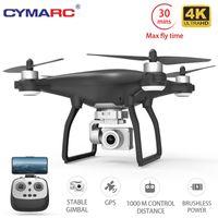 X35 GPS RC DRONE 5G WIFI 4K HD-Kamera-Profissional RC Quadcopter bürstenlose Motordrohnen-Gimbal-Stabilisator 30 Minuten Flug 201221