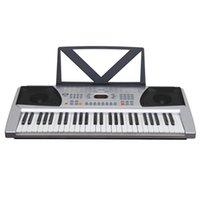 54 teclas teclado electrónico multifuncional función de enseñanza