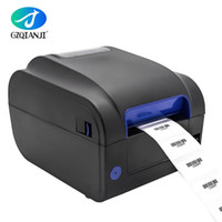 이더넷 USB 스티커 종이 기계 3 인치 가격 레이블 80mm 열전 사 라벨 스티커 프린터 1D 2D QR 바코드 프린터
