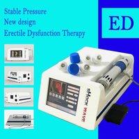 전문적인 집중 충격파 치료 ESWT 발기 장치 에드 어쿠스틱 충격파 물리 치료 기계 통증 제거