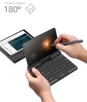"One-Netbook A1 7 ""노트북 엔지니어 PC 미니 PC Win 10 Intel Core M3-8100Y 3.4GHz 백라이트 키보드는 RS-232, RJ45, 유형 C, USB 3.0, HDMI, TF를 지원합니다."