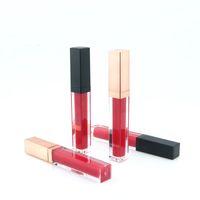 5ml vazio labial brilho tubos frascos frascos recarregáveis labial bálsos garrafas de lábio tubos de esmalte lipstick amostrar contêiner DIY ferramenta de cosméticos