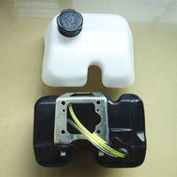 GXH50 Топливный бак Устройство 1.2L для Honda GXH50 GX100 Бак W / Cap Filter 49CC Самокат Водяной насос RAMMER PATH
