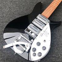 Guitarra eléctrica de alta calidad, Guitarra eléctrica Ricken 325, Packer 34 pulgadas, se puede personalizar, envío gratis