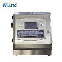 Drucker Hohe Qualität Kontinuierliche industrielle Box Ablaufdatum Batchnummer Injizieren Druckmaschine Inkjetdrucker
