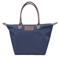 2020 جديد شاطئ حمل أزياء المرأة قماش سعة كبيرة أكسفورد القماش الكتف حقيبة تسوق حجم كبير حقيبة Q1104