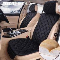 Seametal Car Ste Covers Esteira Universal Quente Quente Automóveis Assento Capas Protetor Carros Assentos Assentos Auto Interior Acessórios1