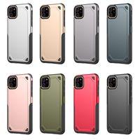 2 in 1 Armatura ibrida Casi antiurto per iPhone 13 12 Mini 11 Pro XS Max XR x 6 7 8 Plus Note20