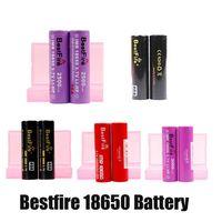Auténtico BestFire BMR IMR 18650 Batería 2500mAh 3000mAh 3100mAh 3200mAh 3500mAh Litio recargable Vape Mod Batería 30A 35A 40A Descarga