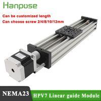 Nema23 Steper Motor 2.8A HPV7 OpenBuilds C-Beam Линейный привод Z Axis T8 Ведущий винт 2 мм или перепродаж 3D принтер