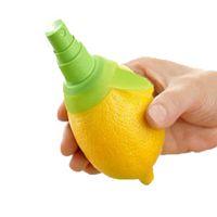 Grüne Küche Gadget Sprayer Früchte Lime Orange Juicer Spritzer Zitrone Manuelle Zerstäuber Tragbare Kochzubehör Heißer Verkauf 1 5cx G2