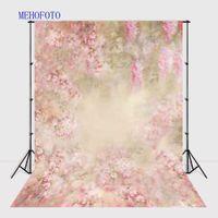 MEHOFOTO 3x5ft 5x5ft thin vinyl Newborn Baby Photography Backdrop fantasy floral Customs Photo Studio backgrounds Prop F14751