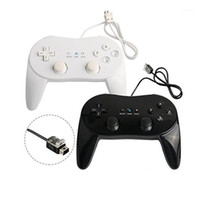 Новые GamePads Classic Wired Game Controller Gaming Remote Pro GamePad JoyPad Joystick для Wii второго поколения1