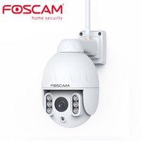 Foscam SD2 1080P WIFI PTZ Su geçirmez Açık IP Kamera 4x optik zoom 50m Gece Görüş 2 Yönlü Ses 128g Mirco SD Kart Destekler