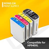 칩 940 프린터와 호환되는 940XL 잉크 카트리지 OfficeJet Pro 8000 8500 8500A 프린터 XL