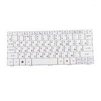 Tastiere di ricambio per laptop Tastiera RU Layout Tastiera per Aspire One D255 D255E D257 AOD257 D260 D270 AOD260 AO521 AO532 533 Alta qualità1