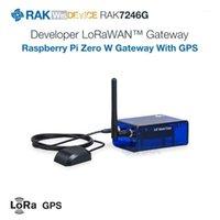 Rak7246 / rak7246g lorawan desarrollador | Rak2246 + framberry pi cero w | SEMTECH SX1308 8 canales LORA UBLOX MAX-7Q GPS1