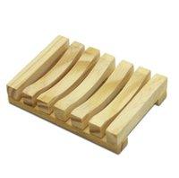 Vassoio di sapone in legno naturale antiscivolo vassoio per sapone del sapone del sapone del sapone del sapone del sapone del sapone della scatola del sapone del sapone del sapone del sapone del sapone del sapone del sapone del sapone
