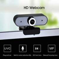 Webcam USB 2. 0 Camera Digital Web Cam With Microphone Clip- O...
