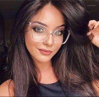 Lentilles multifocales progressives Convertissez des lunettes de soleil Couleur optique Lunettes de lecture Femmes lecteurs à proximité de points de la vision FML1
