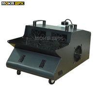 2000W DJ فقاعة آلة المرحلة تأثيرات البعيد / DMX فقاعة آلة تغطية 200M2 الضباب آلة فقاعة للديكور حزب DJ معدات DJ