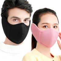 Masque chaud masque oreille oreille protecteur masque masque hommes femmes respirant hiver oreille extérieure oreille éplucheuse masque de concepteur 200pcs t1i2717