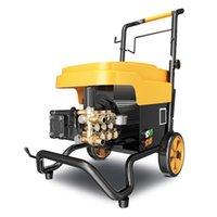 Lavadora de automóviles 4000W Alta potencia de la bomba de presión industrial Lavadora Generador de espuma multifuncional Suministros de automóviles