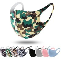 for Men Women Camouflage Dustproof Anti- dust Anti- smog Breat...