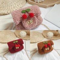znsuz olsitti сумочка ручка милый шарф сумки кожа плюс старинные дамы твердый заклепка дочерняя сумка девушка цвет вишни сумки