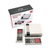 HD Wireless Video Game Console Can Speichern von 660 Spielen 2.4g Wireless Double Battle Retro TV Portable Game Players Game Box