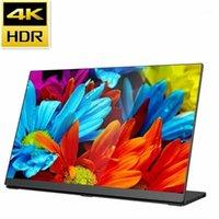 3840 * 2160 IPS 4K شاشة LCD المحمولة شاشة عرض 13.3 بوصة مع 144Hz مراقب الألعاب 1