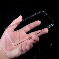 Şeffaf Şeffaf Sert Plastik Kılıf iPhone X XS Max XR Kristal Ultra Parlak Geçmeli Kılıf Arka Kapak iPhone 6 6S 7 8 Artı
