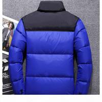 Casacos de designer de luxo mens enfrentam North New Brand para baixo jaqueta com letra altamente Qualidade Casacos de inverno de casacos de esportes Parkas Parkas Top Clos