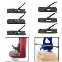 Areyourshop fitness arco izquierda mano derecha recurve arco adhesivo plástico flecha resto negro deportes herramientas accesorios piezas
