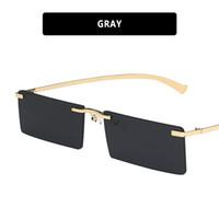 Óculos de sol óculos de sol tamanho pequeno quadrado óculos de sol para mulheres enquadramento unisex óculos de luxo para o verão ao ar livre viagem