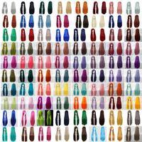 100 см 39 дюймов 84 цвета полностью челки прямые длинные термостойкость синтетические волосы косплей костюм парики для Хэллоуин с рождеством