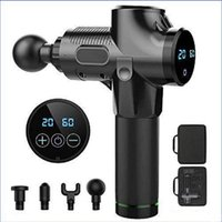 Professional Massage Gun for Athletes deep tissue percussion muscle massger for Gym Office Home Post-Workout Recovery