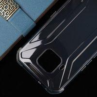Cas de téléphone transparent TPU TPU Soft TPU Silicone Couverture antichoc pour Doogee X95 N20 Pro S88 S95 Accessoires mobile