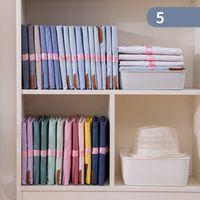 Tábua de dobramento Camiseta dobrador Fácil e rápido para o miúdo dobrar roupas de dobramento de tábuas de loberias de lavanderia pastas de roupas de vestuário Armazenamento de armazenamento de guarda-roupa