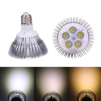 LED PAR30 E27 램프 자료 스포트 라이트 전구 AC 85-265V DC 12 V 알루미늄 재질 3000K 4000K 6000K